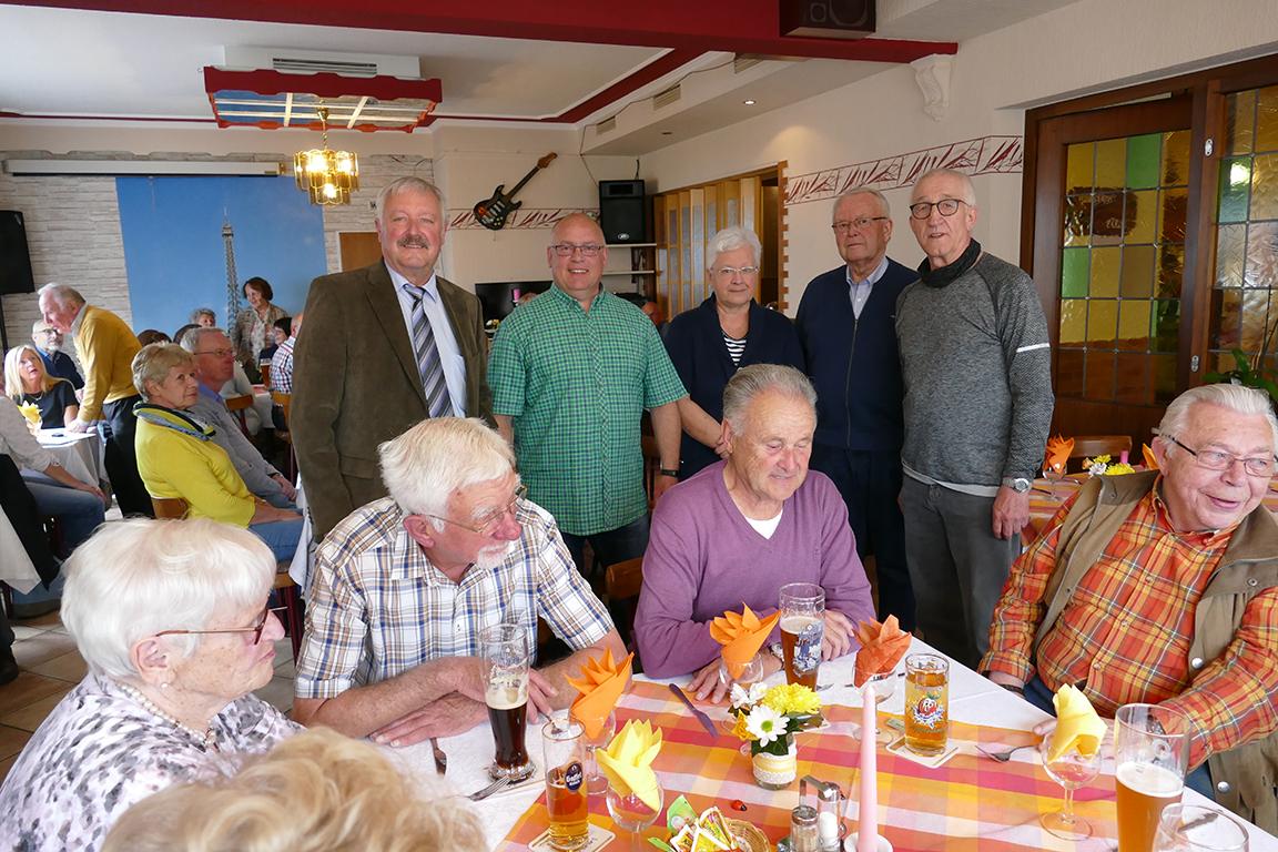 Grillfest der KERH Kreis Ahrweiler