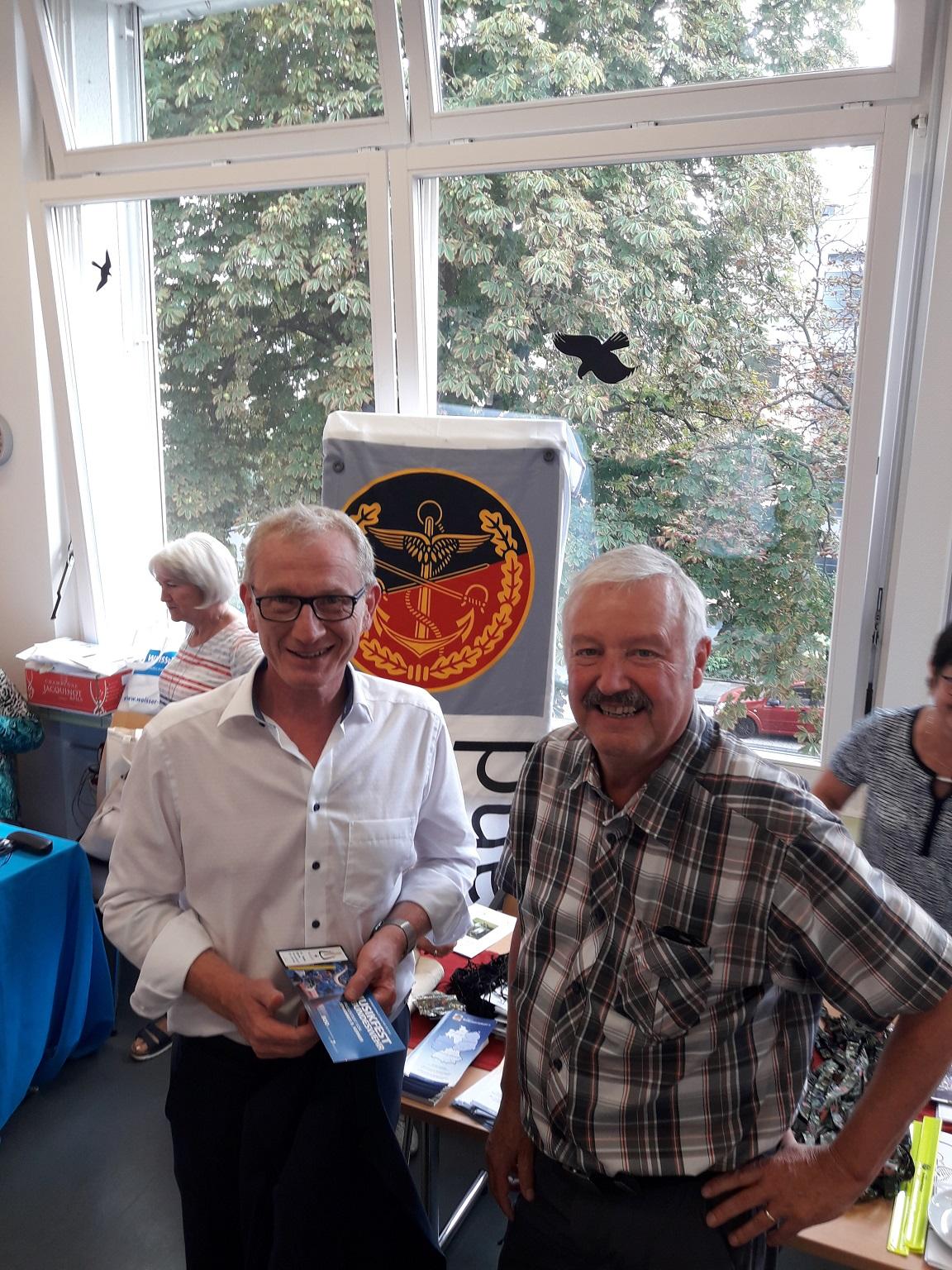 KERH Kreis Ahrweiler gratuliert zu 20 Jahre Forum Altenarbeit