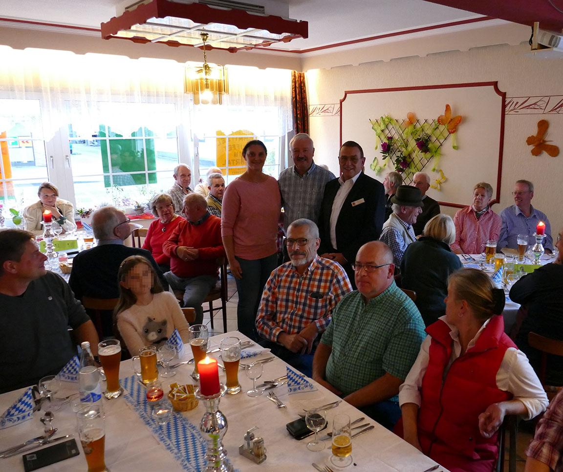 Mitglied des Landesvorstandes bei der KERH Kreis Ahrweiler zu Besuch