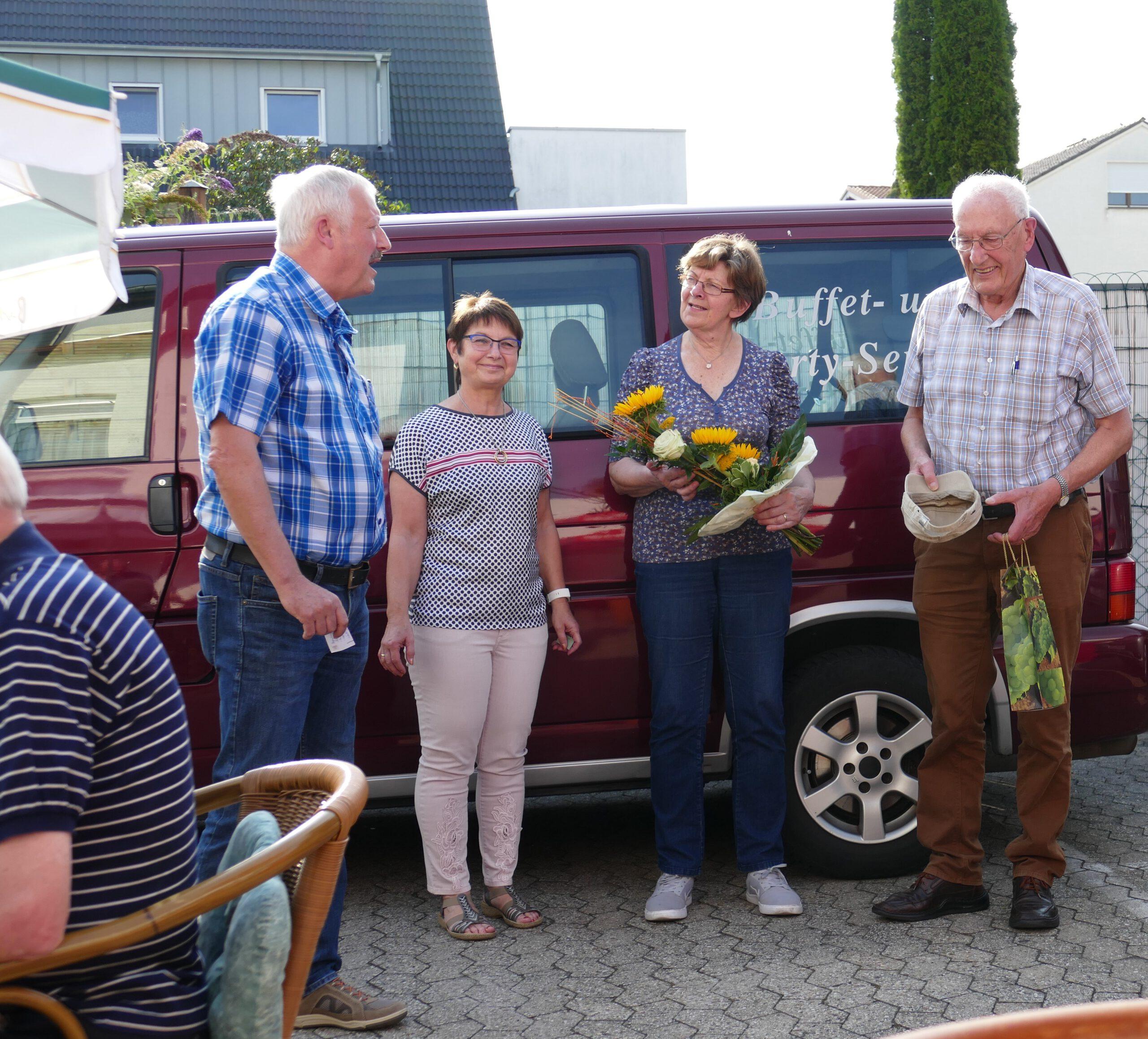 KERH Kreis Ahrweiler feiert runden Geburtstag ihres Ehrenvorsitzenden
